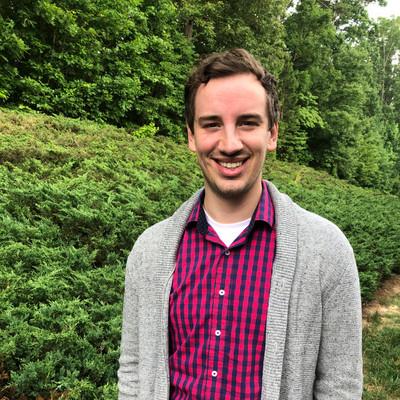 Picture of Iain Irwin, therapist in North Carolina