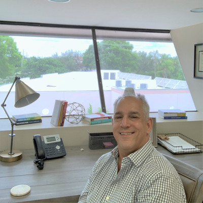 Picture of Mark Levinsky, therapist in Florida