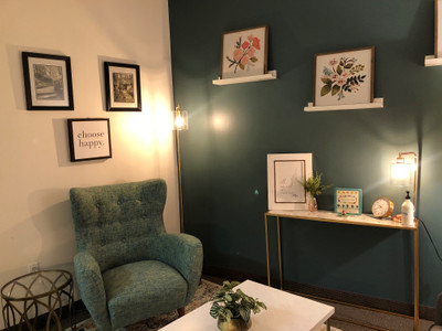 Therapy space picture #1 for Kristen Helms, therapist in Texas