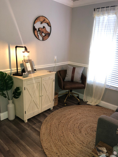 Therapy space picture #1 for Angela Walker, therapist in Florida