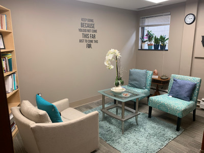 Therapy space picture #4 for Simone C Phillips MSW, LCSW, RN, therapist in New Jersey, Pennsylvania