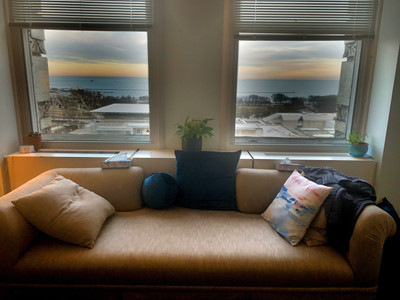 Therapy space picture #2 for Hannah Weiss, therapist in Illinois