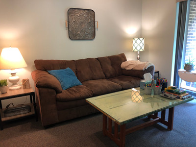 Therapy space picture #3 for Erica Bucci, therapist in Pennsylvania