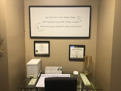 Therapy space picture #1 for Kristina Bell, therapist in South Carolina