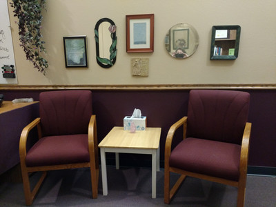 Therapy space picture #1 for Susan Brumbaugh, therapist in New Mexico