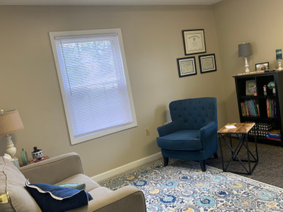 Therapy space picture #1 for Jackie Kurtz, therapist in North Carolina