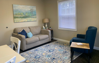 Therapy space picture #3 for Jackie Kurtz, therapist in North Carolina