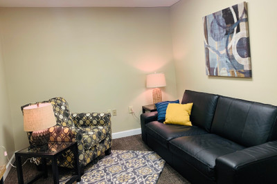 Therapy space picture #2 for Jackie Kurtz, therapist in North Carolina