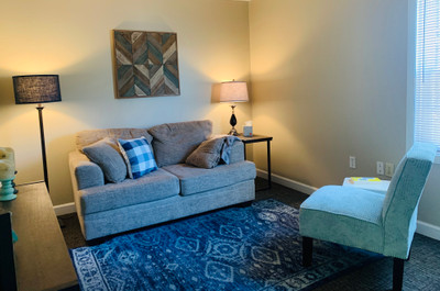 Therapy space picture #4 for Jackie Kurtz, therapist in North Carolina