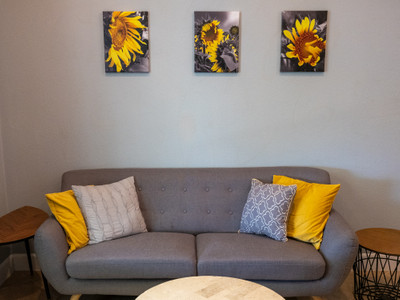 Therapy space picture #1 for Leslie Sherlin, PhD, therapist in Arizona