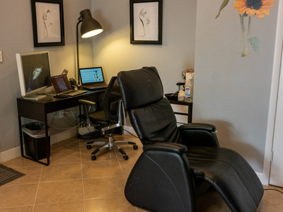 Therapy space picture #4 for Leslie Sherlin, PhD, therapist in Arizona