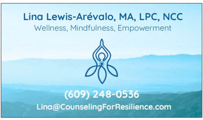 Therapy space picture #4 for Lina Lewis-Arévalo, therapist in New Jersey