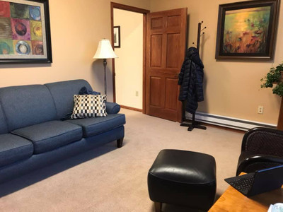 Therapy space picture #3 for Gail Gabbert, therapist in Illinois, Iowa
