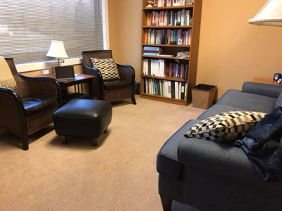 Therapy space picture #2 for Gail Gabbert, therapist in Illinois, Iowa