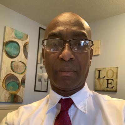 Picture of Montgomery Prescod, therapist in South Carolina