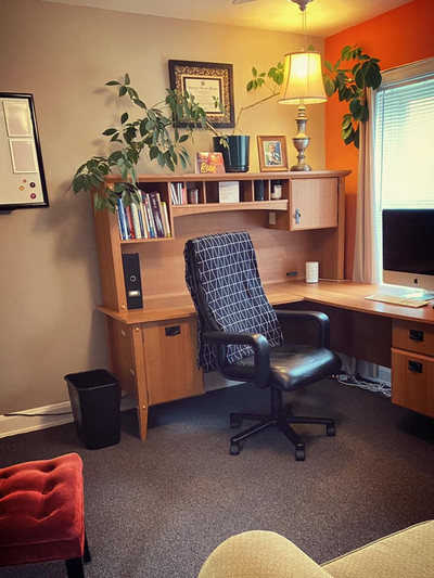 Therapy space picture #1 for Tabitha Schroeder, therapist in Wisconsin