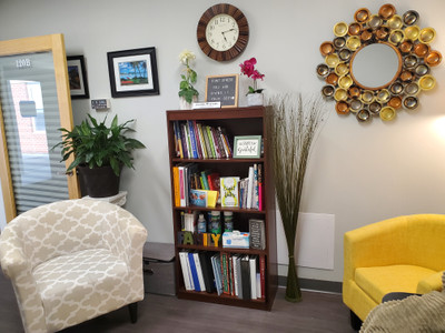 Therapy space picture #2 for Laura Waters, therapist in North Carolina