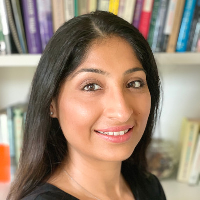 Picture of Omarpreet Kaur, therapist in Pennsylvania