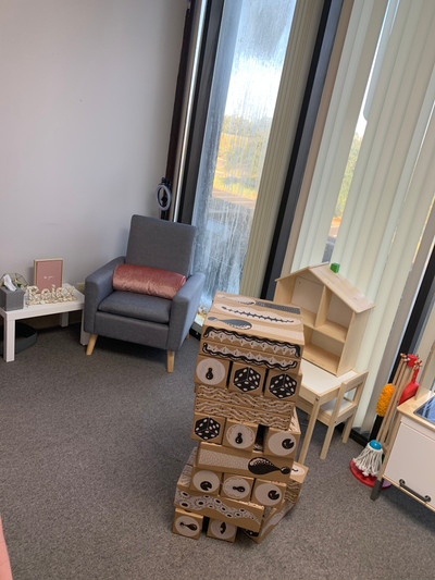 Therapy space picture #6 for Marie Vernal, therapist in Florida