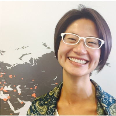 Picture of I-Ching Grace Hung, therapist in California, Michigan