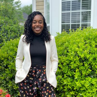 Picture of Sade Massiah, therapist in North Carolina