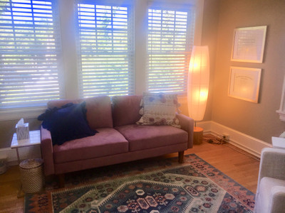 Therapy space picture #2 for Samantha Osborne, therapist in North Carolina