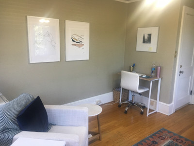 Therapy space picture #1 for Samantha Osborne, therapist in North Carolina