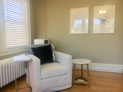 Therapy space picture #3 for Samantha Osborne, therapist in North Carolina