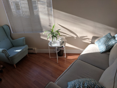 Therapy space picture #1 for Jennifer Giarraputo, therapist in New York