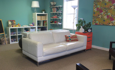 Therapy space picture #1 for Angie Mayo, therapist in North Carolina, South Carolina, Virginia