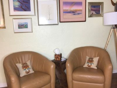Therapy space picture #3 for Mara Fisher, therapist in California, Florida, Illinois, New Jersey, New York