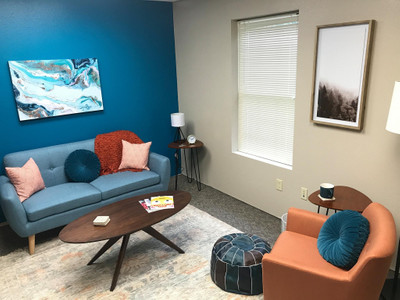 Therapy space picture #1 for Shannon Bolander, therapist in Ohio