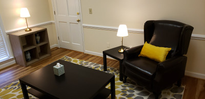 Therapy space picture #5 for Shally Vaid, therapist in Georgia
