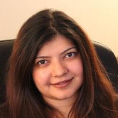 Picture of Shally Vaid, therapist in Georgia