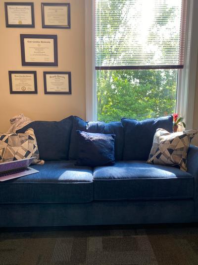 Therapy space picture #2 for Robin Trivette, therapist in North Carolina