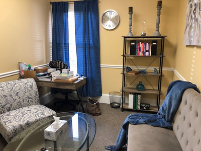 Therapy space picture #1 for Aprell  Taylor, therapist in Georgia