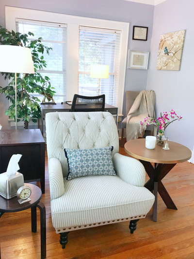 Therapy space picture #4 for Marcie Dinkin, therapist in Delaware, Texas