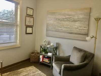 Therapy space picture #1 for Kim Simpson, therapist in North Carolina