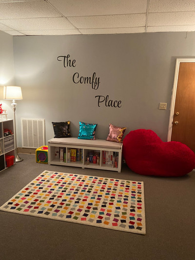 Therapy space picture #3 for Kabresha  Harp, therapist in Georgia