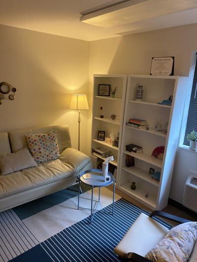 Therapy space picture #1 for Ana Elisa Baratta Posada, therapist in Ohio