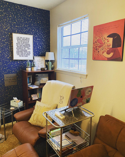 Therapy space picture #4 for Jessica Eiseman, therapist in Illinois, Texas