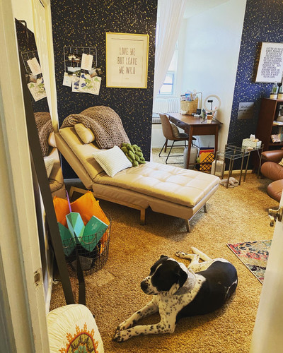 Therapy space picture #5 for Jessica Eiseman, therapist in Illinois, Texas