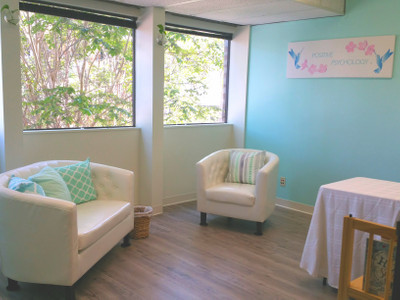 Therapy space picture #2 for Dr. Taeko Uchino-DiCarlo, therapist in California