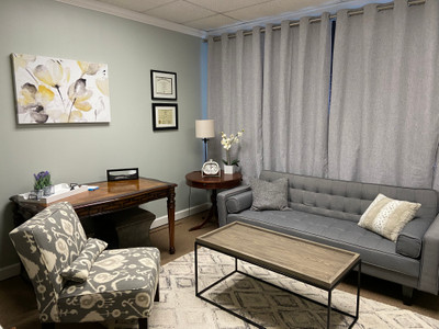 Therapy space picture #1 for Linda Huber, therapist in Illinois, Tennessee