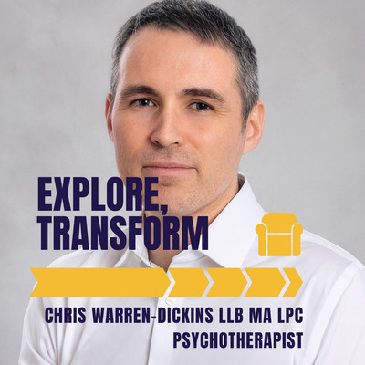Picture of Chris Warren-Dickins, therapist in New Jersey