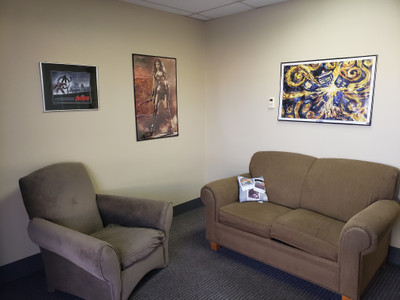 Therapy space picture #4 for Melanie Bettes, therapist in Kansas, Missouri, Wyoming