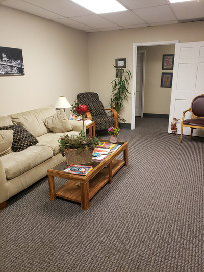 Therapy space picture #3 for Melanie Bettes, therapist in Kansas, Missouri, Wyoming