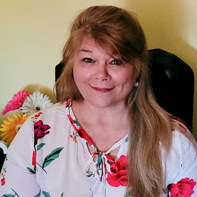 Picture of Linda Wolf, therapist in South Carolina