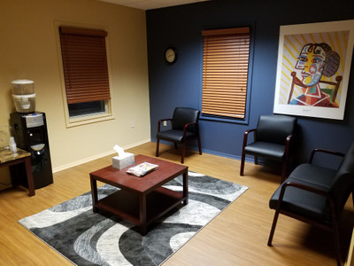 Therapy space picture #2 for Raffi Bilek, therapist in Maryland, Pennsylvania