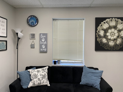 Therapy space picture #2 for Samantha Willi, therapist in Ohio